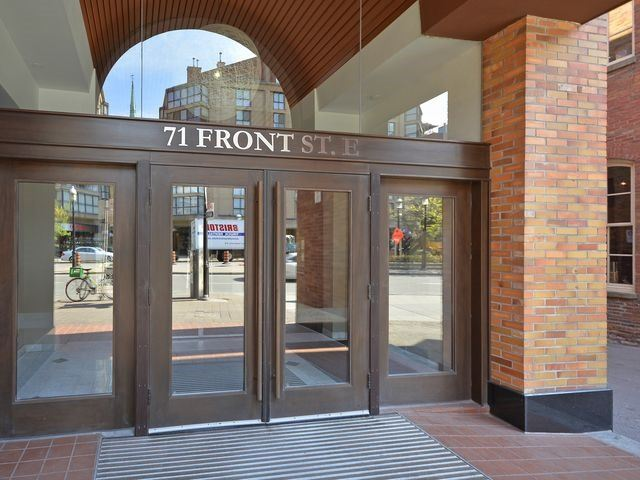 71 Front St E   Waterfront Communities C8   Toronto   M5E1T9   MLS C3808059