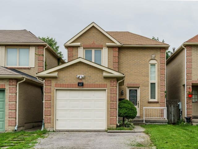 87 Gailcrest Circ, Vaughan