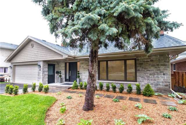 32 Knoll Dr | Edenbridge-Humber Valley | Toronto | M9A1G8 | MLS W3822138