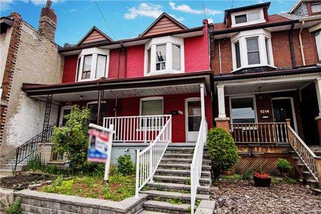 1216 Davenport Rd | Wychwood | Toronto | M6H2G8 | MLS C3831176