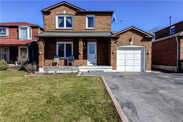 612 Roselaire Tr, Mississauga