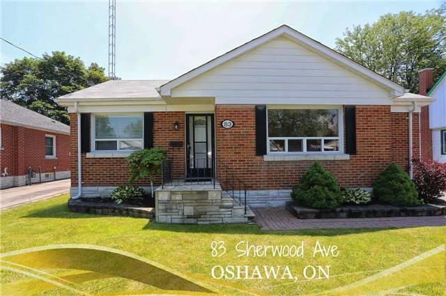 83 Sherwood Ave, Oshawa