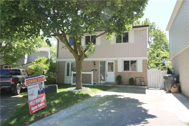 11 Juliet Sq | Northgate | Brampton | L6S2M6 | MLS W3833260