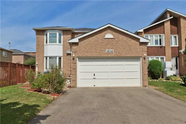 1658 Meadowfield Cres, Mississauga