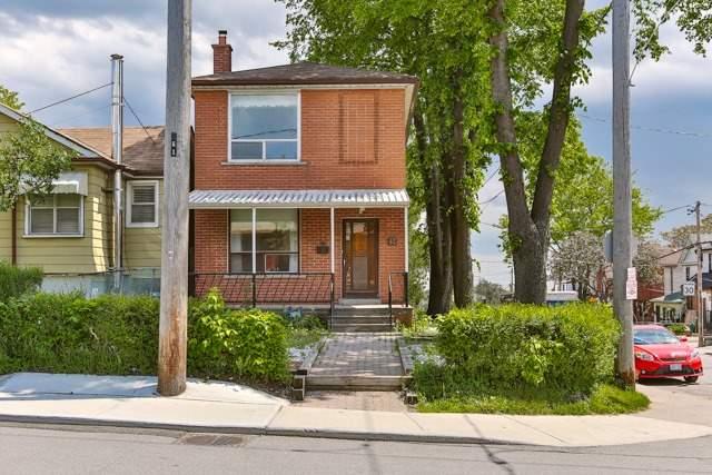 63 Innes Ave   Corso Italia-Davenport   Toronto   M6E1N1   MLS W3824420