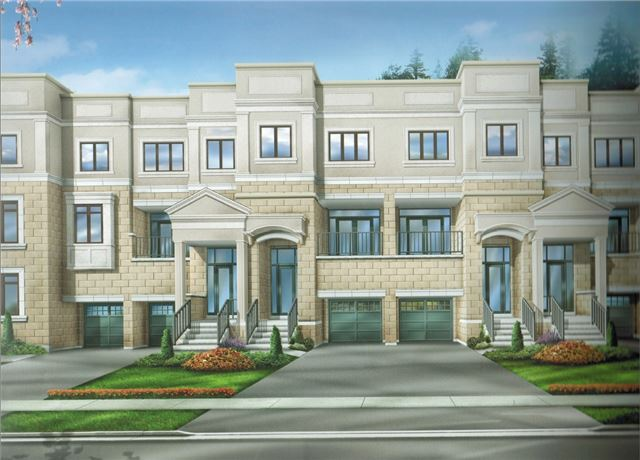 138 Thomas Cook Ave, Vaughan