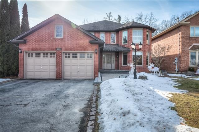 1046 Rouge Valley Dr, Pickering
