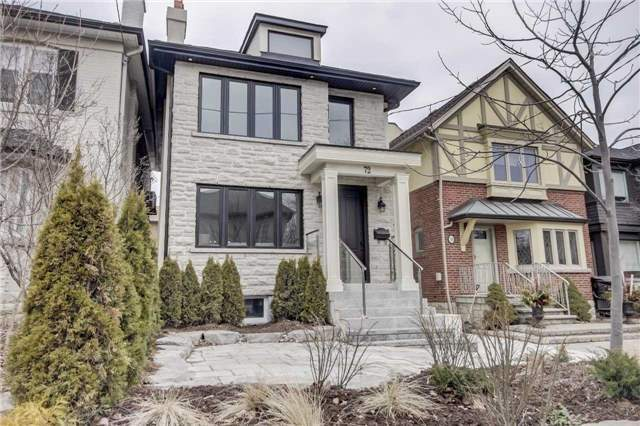 72 Old Orchard Grve | Lawrence Park North | Toronto | M5M2C9 | MLS C3790539