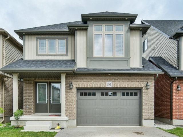 193 Couling Cres, Guelph