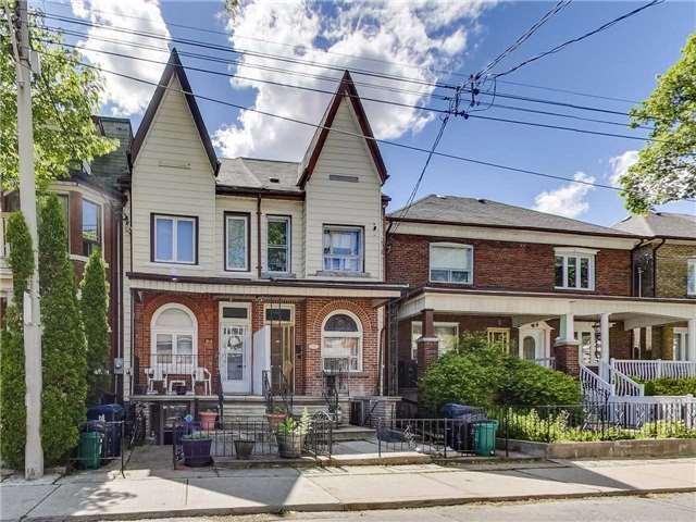 248 1/2 Euclid Ave | Trinity-Bellwoods | Toronto | M6J2K2 | MLS C3832837