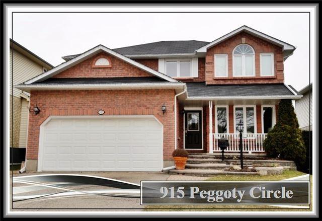 915 Peggoty Circ   Eastdale   Oshawa   L1K2G6   MLS E3819901
