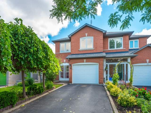 41 Breezeway Cres, Richmond Hill