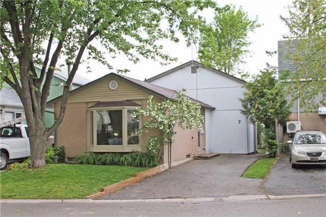 7 Homer Sq | Central Park | Brampton | L6S1X9 | MLS W3830981