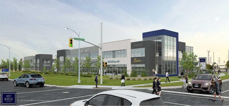 407 Keele Centre St