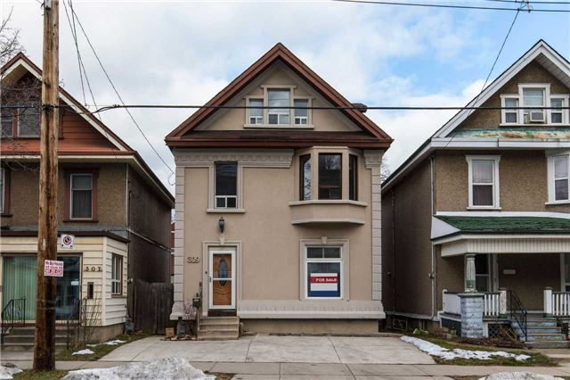 309 Cumberland Ave | Central | Hamilton | L8M2A4 | MLS X4011374