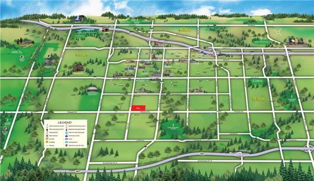 Lot 57 Etheridge Ave | Ford | Milton | L9E0A5 | MLS W4232049
