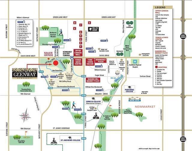 251 Harding Park St | Glenway Estates | Newmarket | L3Y0E1 | MLS N4223785